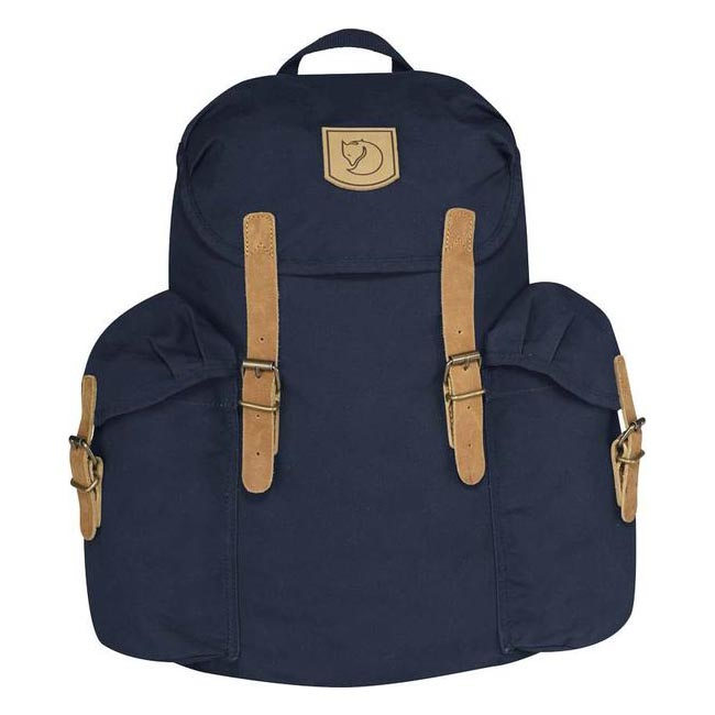 Bags Fjallraven ÖVIK BACKPACK 15 DARK NAVY  Outlet Online