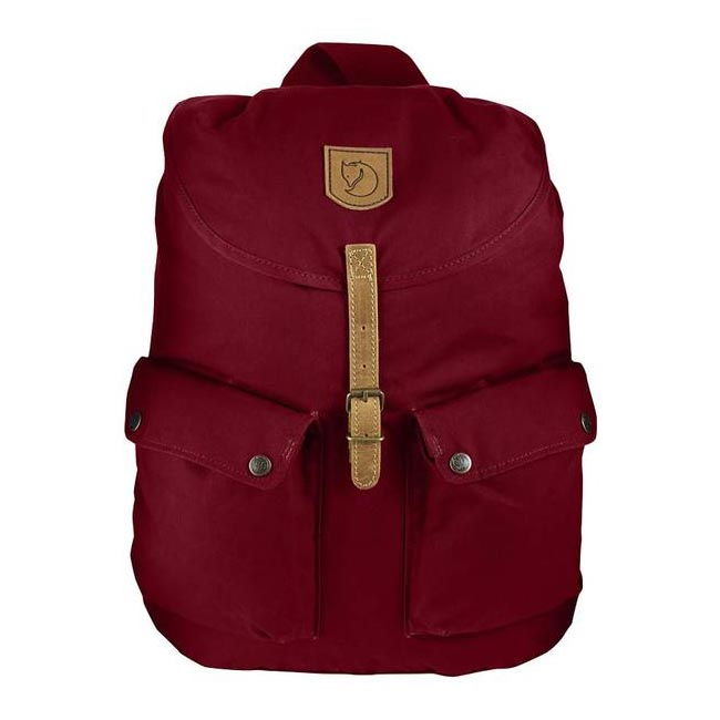 Bags Fjallraven GREENLAND BACKPACK REDWOOD Outlet Online