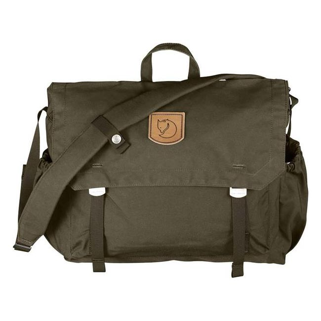 Bags Fjallraven FOLDSACK NO.2 SHOULDER BAG DARK OLIVE  Outlet Online