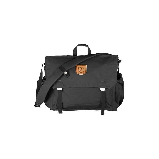 Bags Fjallraven FOLDSACK NO.2 SHOULDER BAG DARK GREY  Outlet Online