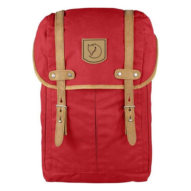 Bags Fjallraven RUCKSACK NO.21 SMALL BACKPACK RED Outlet Online