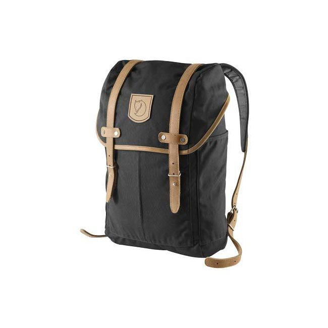 Bags Fjallraven RUCKSACK NO.21 SMALL BACKPACK DARK GREY  Outlet Online