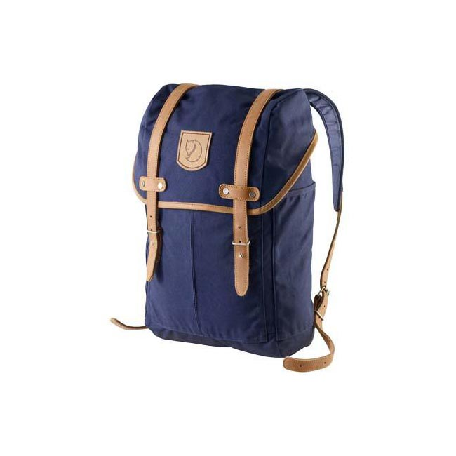 Bags Fjallraven RUCKSACK NO.21 SMALL BACKPACK NAVY  Outlet Online