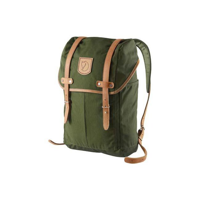 Bags Fjallraven RUCKSACK NO.21 SMALL BACKPACK GREEN  Outlet Online