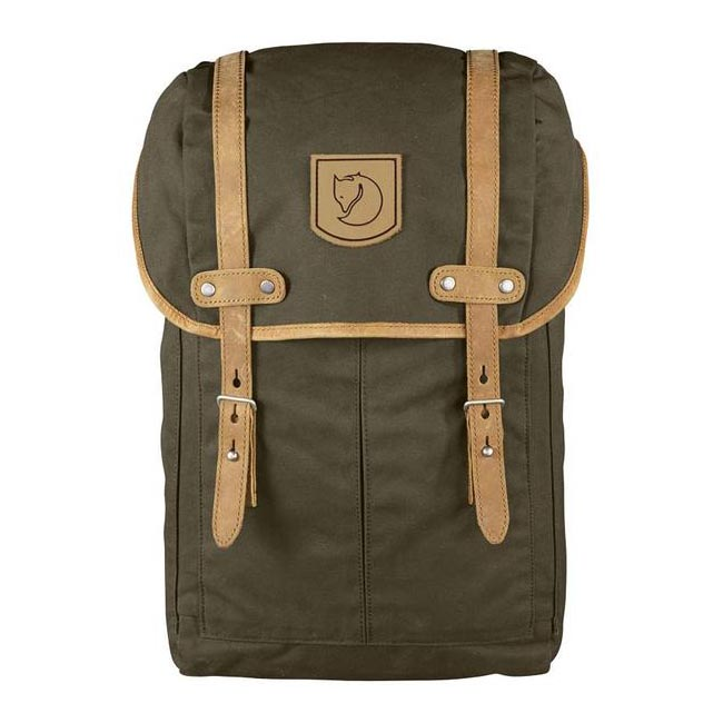 Bags Fjallraven RUCKSACK NO.21 SMALL BACKPACK DARK OLIVE  Outlet Online