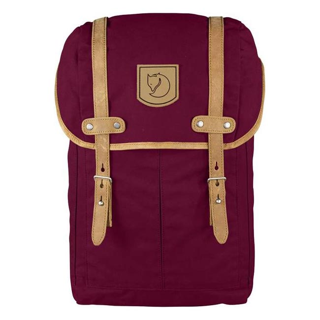 Bags Fjallraven RUCKSACK NO.21 SMALL BACKPACK PLUM  Outlet Online