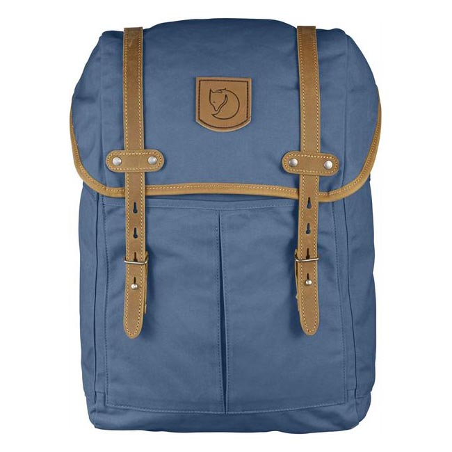 Bags Fjallraven RUCKSACK NO.21 MEDIUM BACKPACK BLUE RIDGE Outlet Online
