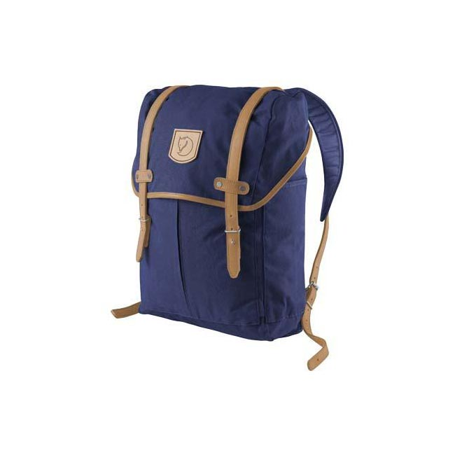 Bags Fjallraven RUCKSACK NO.21 MEDIUM BACKPACK NAVY  Outlet Online