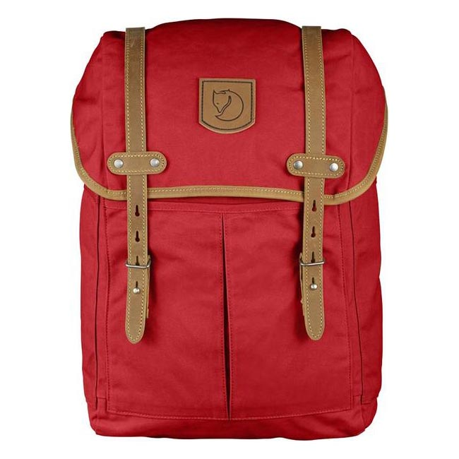 Bags Fjallraven RUCKSACK NO.21 MEDIUM BACKPACK RED  Outlet Online