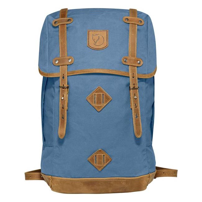 Bags Fjallraven RUCKSACK NO.21 LARGE BACKPACK BLUE RIDGE  Outlet Online