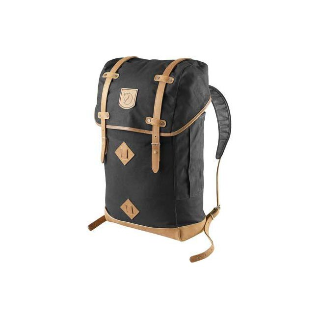 Bags Fjallraven RUCKSACK NO.21 LARGE BACKPACK DARK GREY  Outlet Online