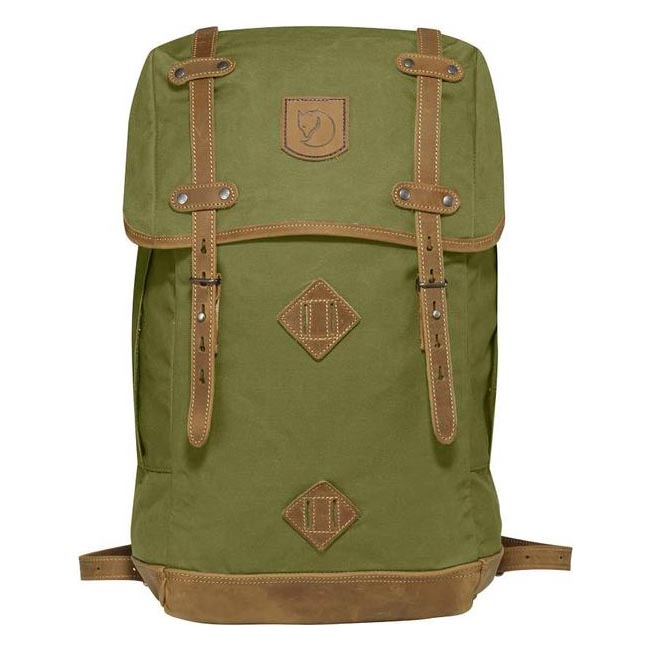Bags Fjallraven RUCKSACK NO.21 LARGE BACKPACK MEADOW GREEN  Outlet Online