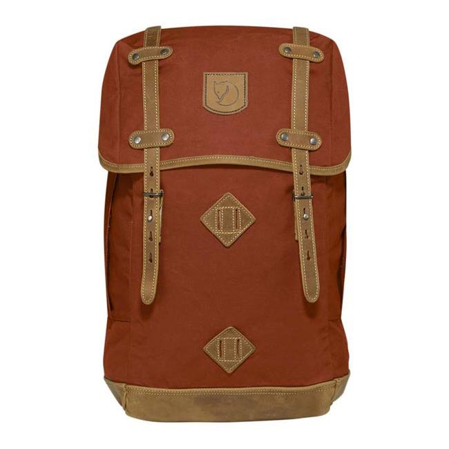 Bags Fjallraven RUCKSACK NO.21 LARGE BACKPACK AUTUMN LEAF  Outlet Online
