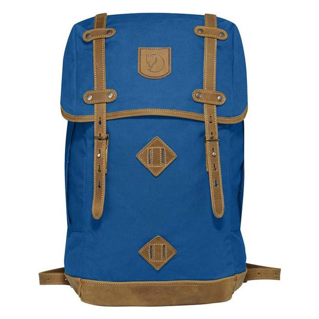 Bags Fjallraven RUCKSACK NO.21 LARGE BACKPACK LAKE BLUE  Outlet Online
