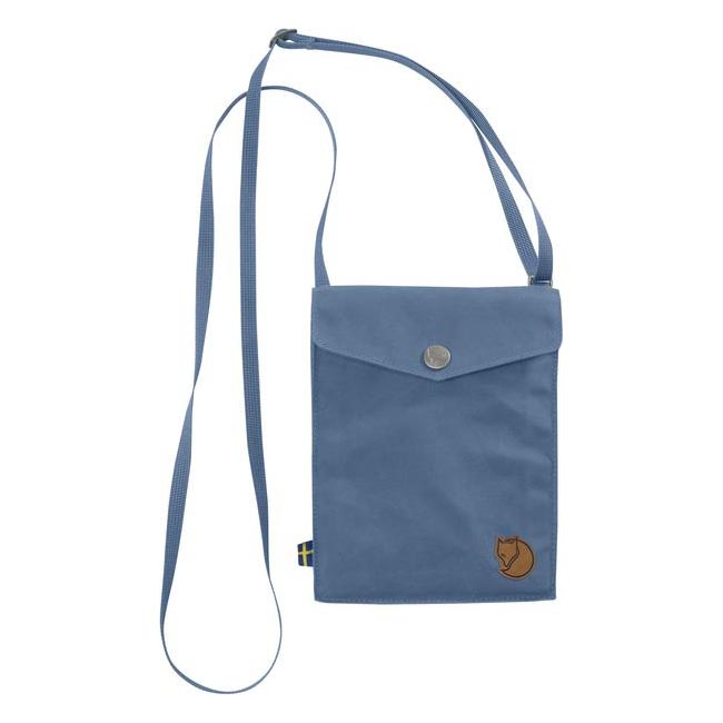 Bags Fjallraven POCKET SHOULDER BAG BLUE RIDGE  Outlet Online