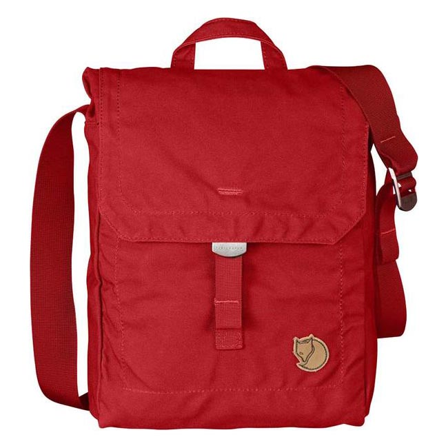 Bags Fjallraven FOLDSACK NO.3 SHOULDER BAG RED  Outlet Online