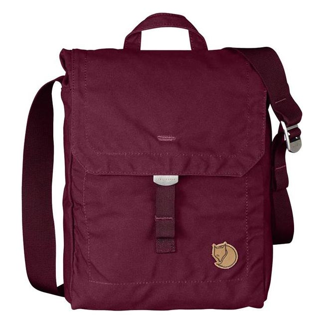 Bags Fjallraven FOLDSACK NO.3 SHOULDER BAG PLUM Outlet Online