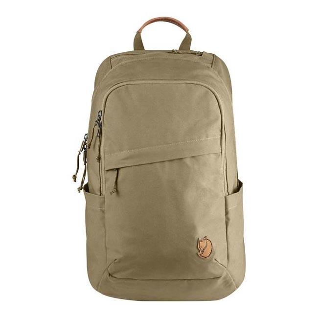 Bags Fjallraven RÄVEN 20 BACKPACK SAND Outlet Online
