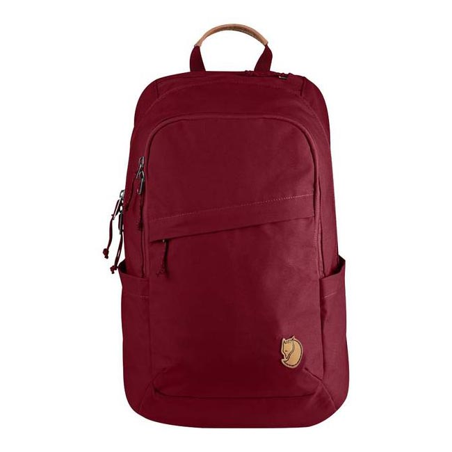 Bags Fjallraven RÄVEN 20 BACKPACK REDWOOD Outlet Online