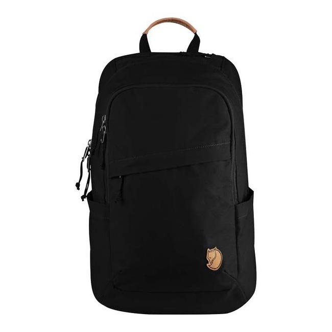 Bags Fjallraven RÄVEN 20 BACKPACK BLACK  Outlet Online