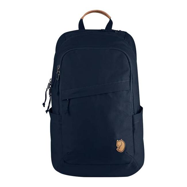 Bags Fjallraven RÄVEN 20 BACKPACK NAVY  Outlet Online
