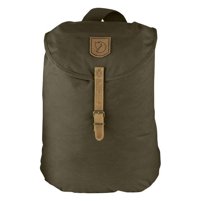 Bags Fjallraven GREENLAND BACKPACK SMALL DARK OLIVE  Outlet Online
