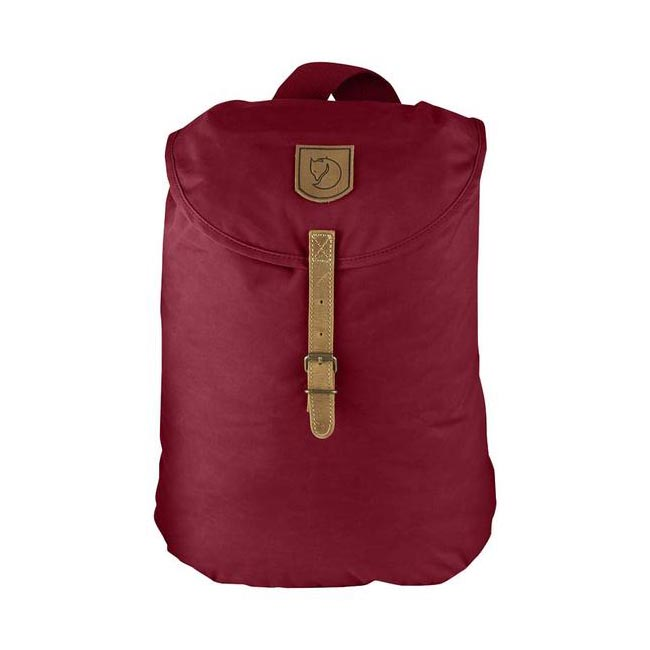 Bags Fjallraven GREENLAND BACKPACK SMALL REDWOOD Outlet Online