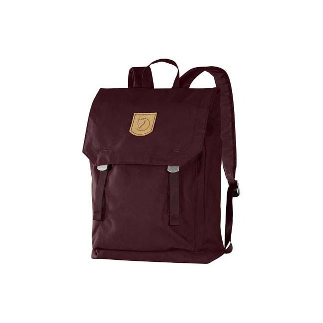 Bags Fjallraven FOLDSACK NO.1 BACKPACK DARK GARNET  Outlet Online