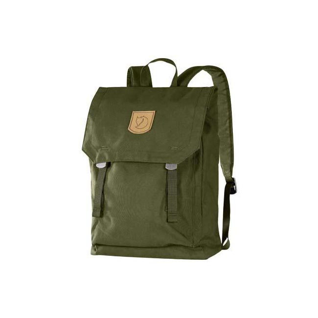 Bags Fjallraven FOLDSACK NO.1 BACKPACK GREEN  Outlet Online