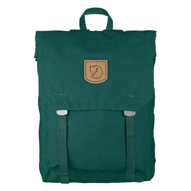Bags Fjallraven FOLDSACK NO.1 BACKPACK COPPER GREEN Outlet Online