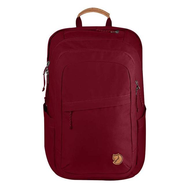 Bags Fjallraven RÄVEN 28 BACKPACK REDWOOD Outlet Online