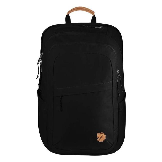Bags Fjallraven RÄVEN 28 BACKPACK BLACK  Outlet Online