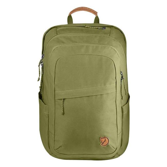 Bags Fjallraven RÄVEN 28 BACKPACK MEADOW GREEN  Outlet Online