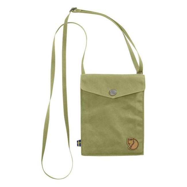Bags Fjallraven POCKET SHOULDER BAG MEADOW GREEN  Outlet Online