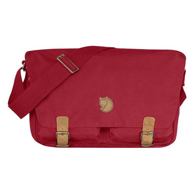 Bags Fjallraven ÖVIK SHOULDER BAG DEEP RED  Outlet Online