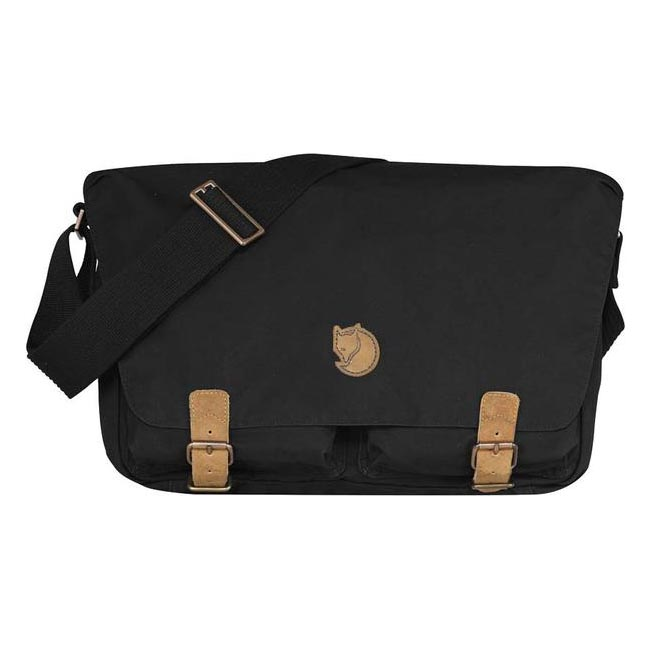 Bags Fjallraven ÖVIK SHOULDER BAG BLACK  Outlet Online
