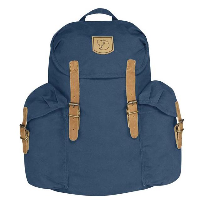 Bags Fjallraven ÖVIK BACKPACK 15 UNCLE BLUE  Outlet Online