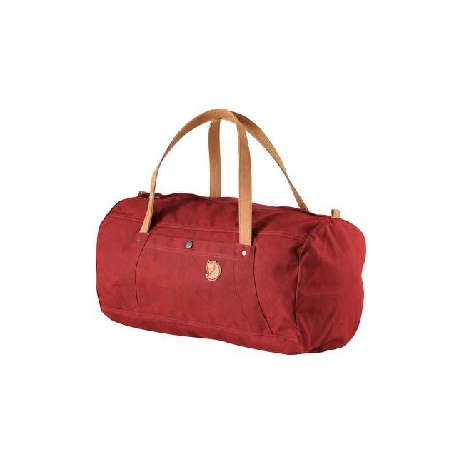 Bags Fjallraven DUFFEL NO. 4 DUFFEL BAG RED  Outlet Online
