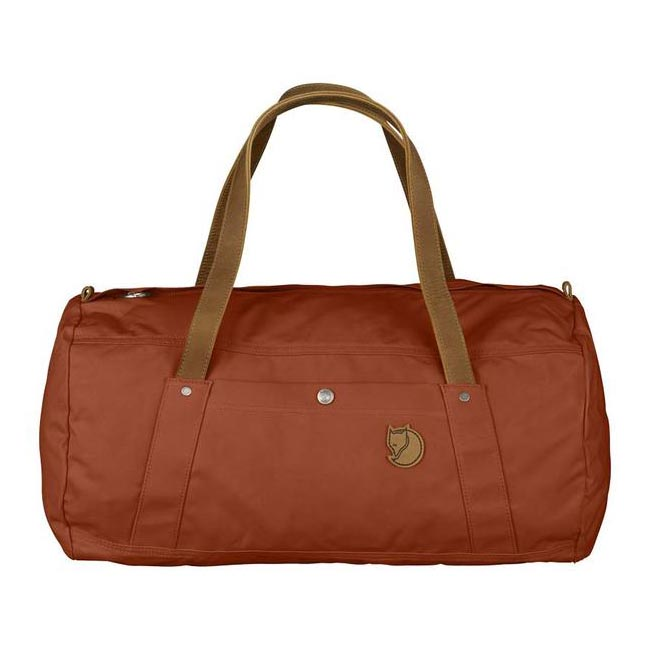 Bags Fjallraven DUFFEL NO. 4 DUFFEL BAG AUTUMN LEAF  Outlet Online
