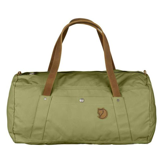 Bags Fjallraven DUFFEL NO. 4 DUFFEL BAG MEADOW GREEN Outlet Online