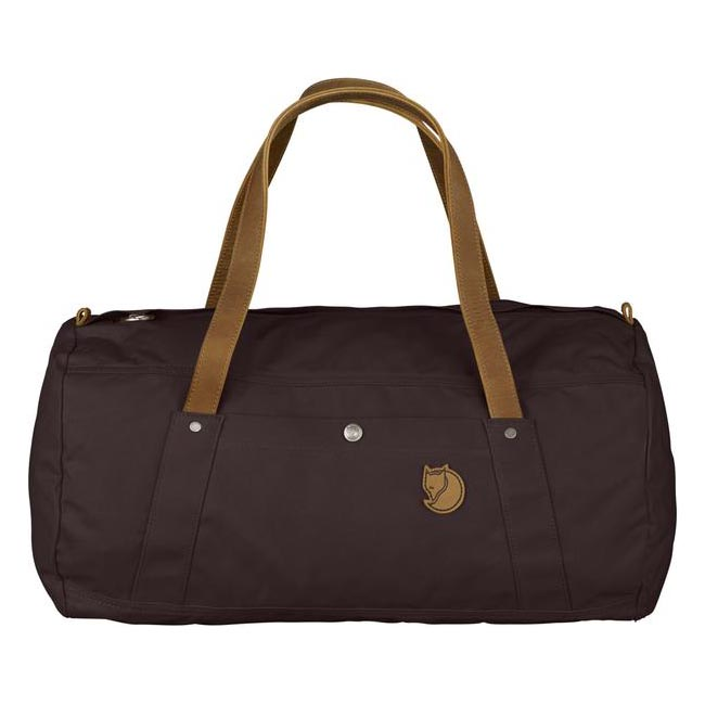 Bags Fjallraven DUFFEL NO. 4 DUFFEL BAG HICKORY BROWN  Outlet Online
