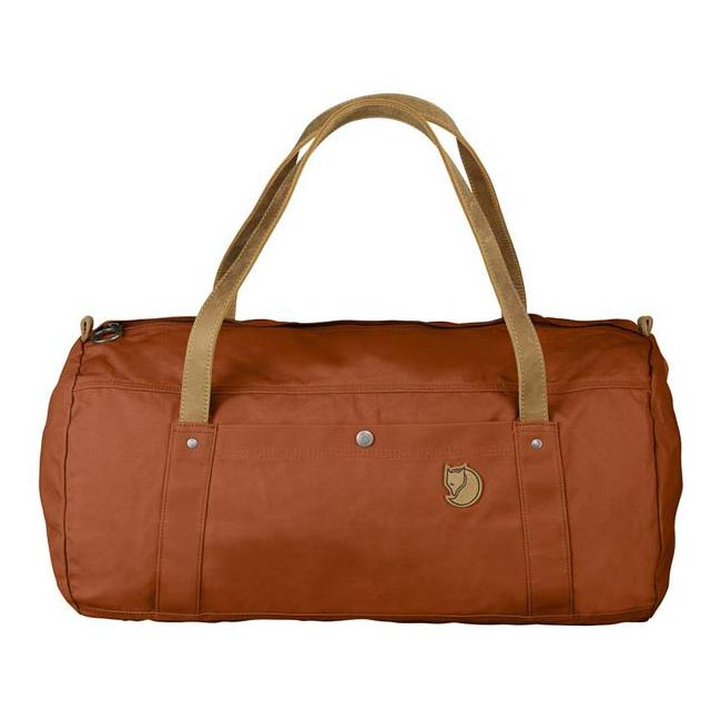 Bags Fjallraven DUFFEL NO.4 LARGE AUTUMN LEAF  Outlet Online