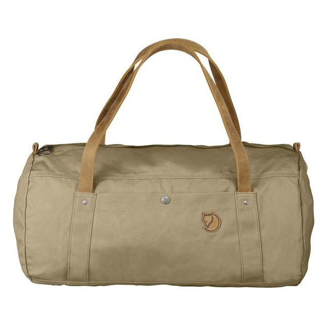 Bags Fjallraven DUFFEL NO.4 LARGE SAND Outlet Online