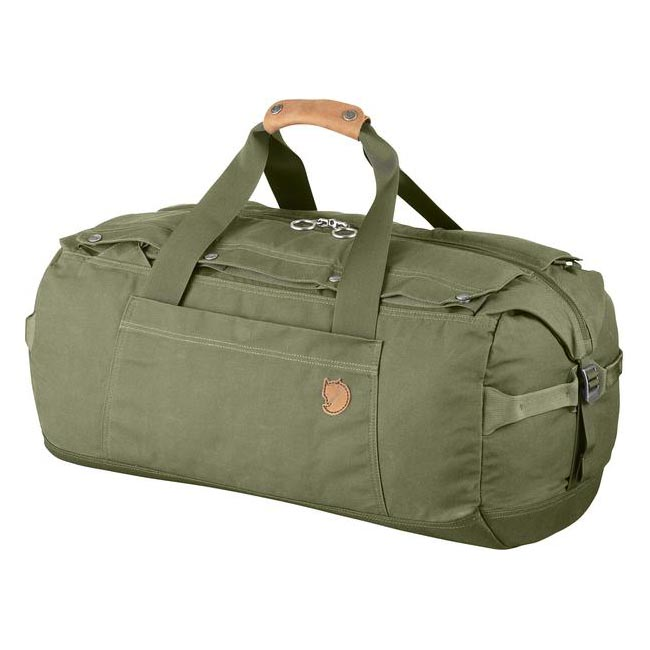 Bags Fjallraven DUFFEL NO.6 SMALL GREEN  Outlet Online