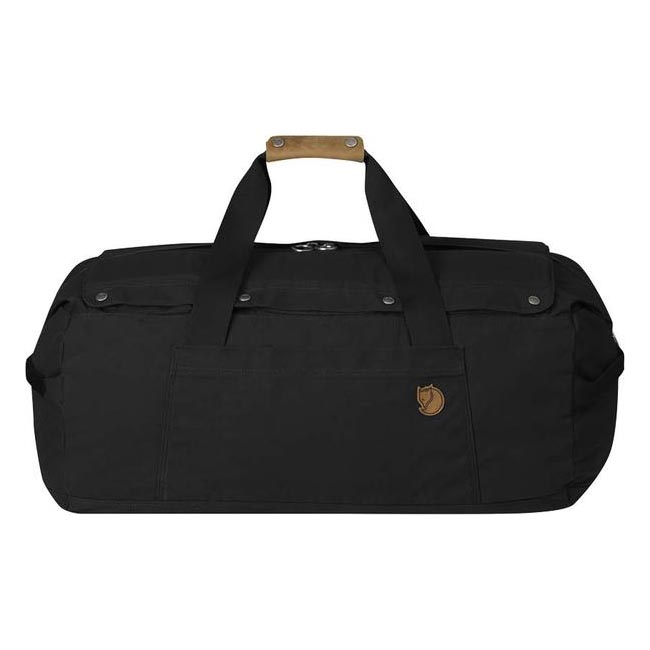 Bags Fjallraven DUFFEL NO. 6 MEDIUM BLACK Outlet Online