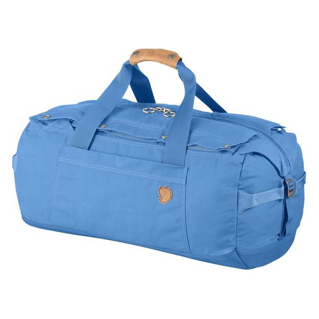 Bags Fjallraven DUFFEL NO.6 MEDIUM UN BLUE Outlet Online