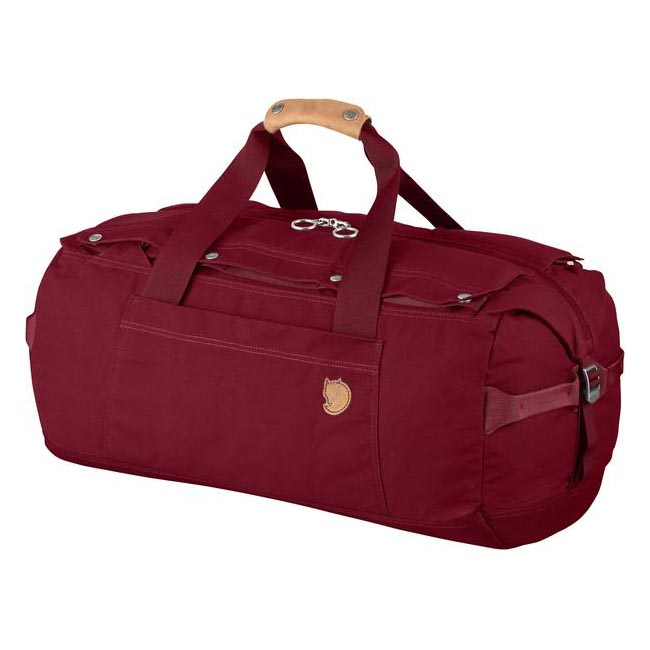 Bags Fjallraven DUFFEL NO.6 MEDIUM REDWOOD  Outlet Online
