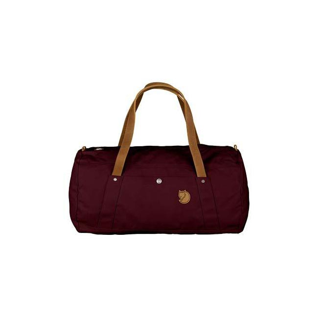 Bags Fjallraven DUFFEL NO. 4 DUFFEL BAG DARK GARNET  Outlet Online