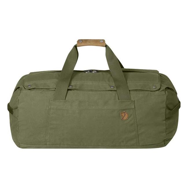 Bags Fjallraven DUFFEL NO. 6 LARGE GREEN  Outlet Online