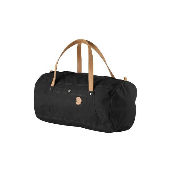Bags Fjallraven DUFFEL NO. 4 DUFFEL BAG BLACK  Outlet Online